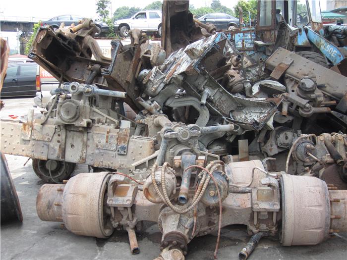 重庆报废车回收